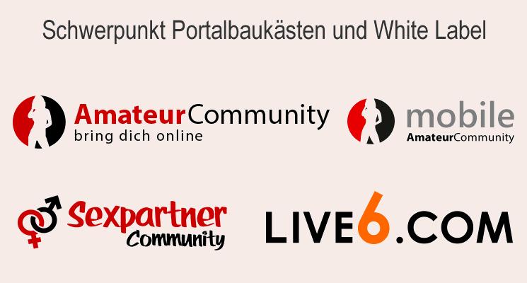 Schwerpunkt Portale und White Label Lösungen